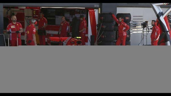 F1: Ferrari, ritocchi a livrea SF71H