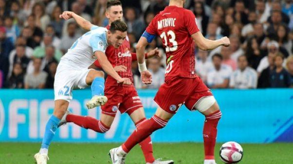 Ligue Europa: Marseille à Limassol sans Thauvin ni Rami