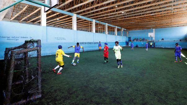 Golden Club score a breakthrough for gender equality in Somalia