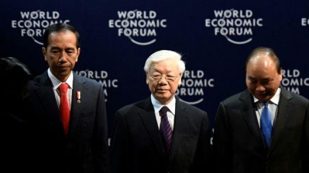 Vietnam : le chef du Parti communiste désigné pour le poste de président