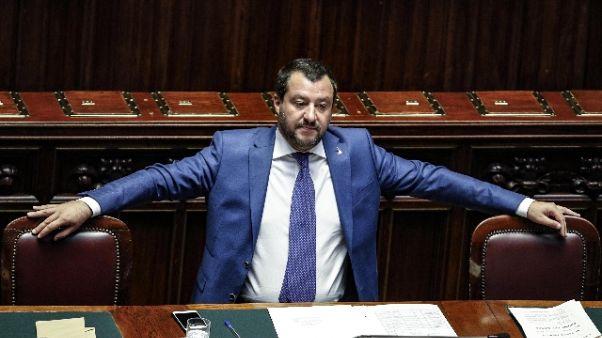 Salvini, Moscovici parla a vanvera