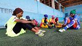نادي جولدن كلوب... انفراجة نحو المساواة بين الجنسين في الصومال