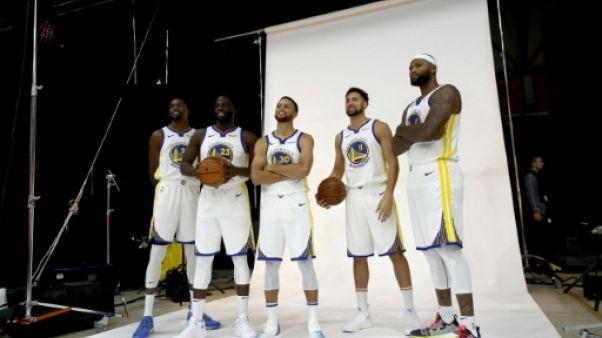 NBA: Golden State plébiscité, avantage LeBron James