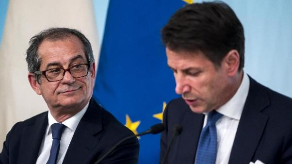 Def: Rapporto deficit pil 2019 al 2,4%