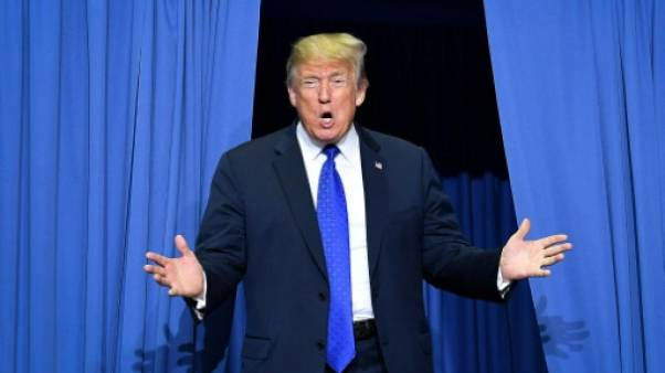 Affaire Kavanaugh: les railleries de Trump ébranlent son propre camp