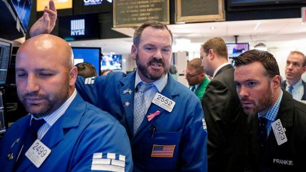 القطاع المالي يدعم بورصة وول ستريت والمؤشر داو يسجل مستوى قياسيا لليوم الثاني