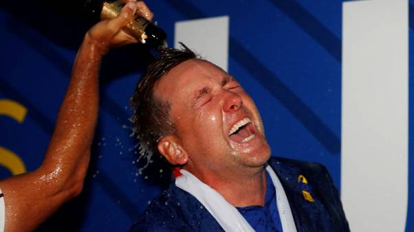 European Ryder Cup team felt sense of duty - Poulter