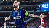 Champions: Psv-Inter 1-2