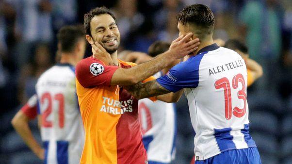 Marega strikes for Porto after Casillas keeps Galatasaray at bay