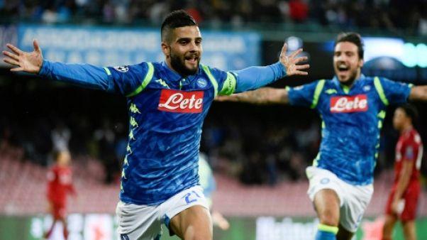 Ligue des champions: Naples fait tomber Liverpool