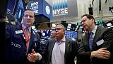 Bond yields surge in U.S. Treasuries sell-off, stocks sink globally