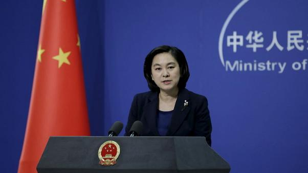 China slams 'irresponsible' United States over shelved security talks