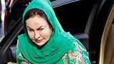 اتهام زوجة رئيس وزراء ماليزيا السابق بغسل الأموال