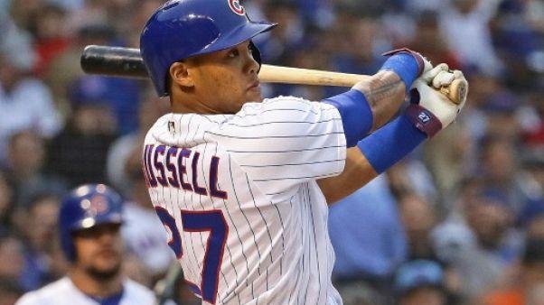 Baseball: un joueur des Chicago Cubs suspendu 40 matches pour violences conjugales