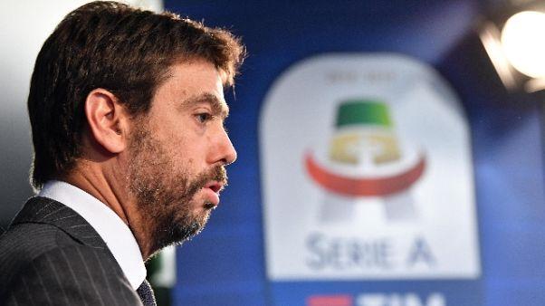 Agnelli: Italia stenta a colmare gap