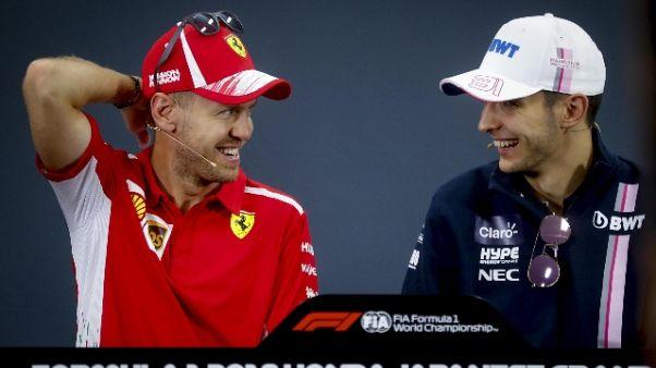Vettel ottimista, tutto può cambiare