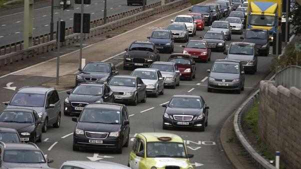 UK new car market hit by new emissions standards - SMMT