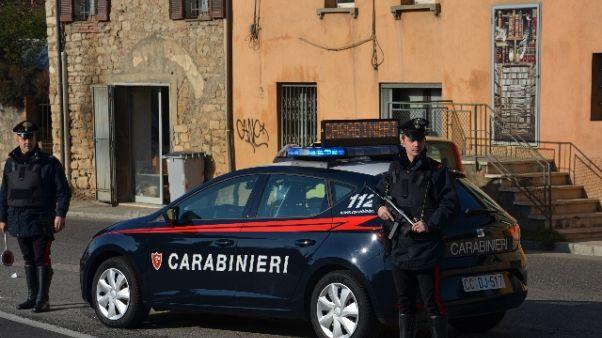 Cadavere incappucciato vicino a Perugia