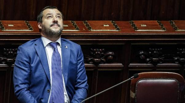 Fonti Lega, Salvini ieri al Colle