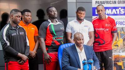 Ghana Rugby Eagles Team Announced For the 2018 Rugby Africa Men's Sevens Tournament in Tunisia