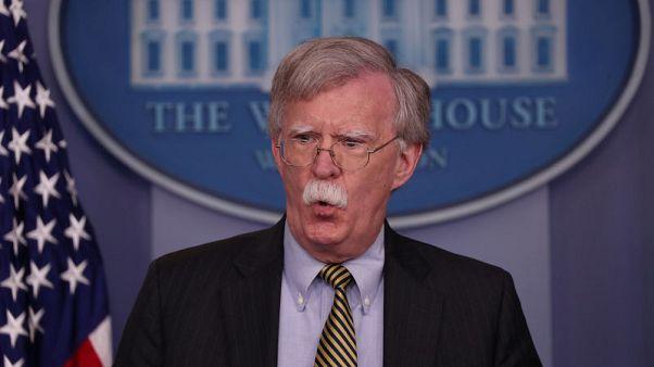 Bolton 2.0 - Trump's tough guy on Iran picks his battles