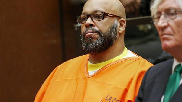 Onetime rap mogul Marion 'Suge' Knight faces 28-year sentence for manslaughter