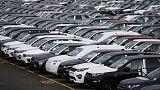 EU clears Slovakia aid for Jaguar Land Rover plant