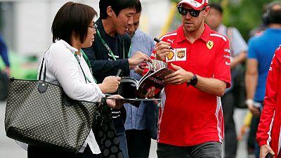 Ferrari have made progress despite results, says Vettel