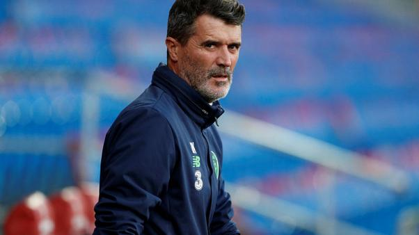 Keane opens fire on Manchester United 'cry babies'