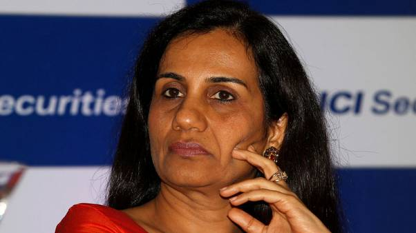 ICICI's scandal-hit Kochhar quits as CEO, Bakhshi gets top job