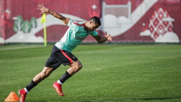 Ct Portogallo lascia a casa Ronaldo