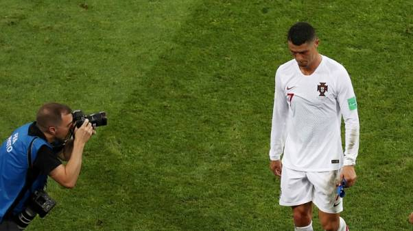 Ronaldo left out of Portugal squad again