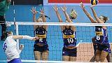 Volley donne, mondiali: Italia-Cina 3-1