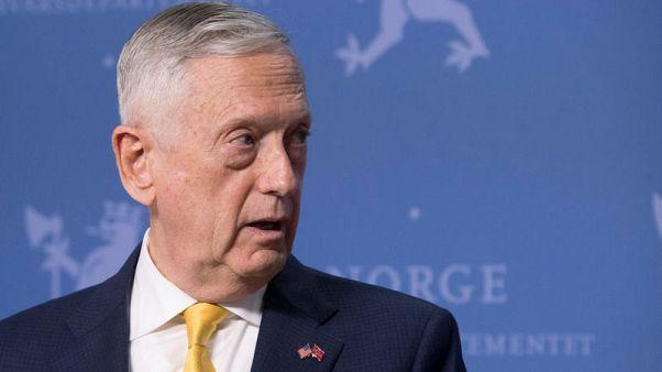 Pentagon chief says Russian violation of key arms control treaty 'untenable'