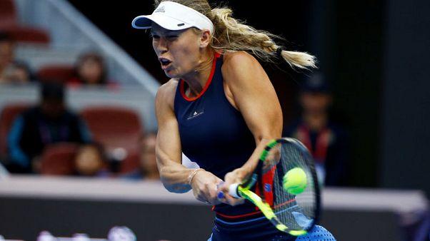 Holder Wozniacki, Kvitova book WTA Finals berths