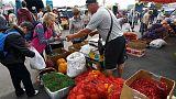 فاو: تراجع أسعار الغذاء العالمية في سبتمبر