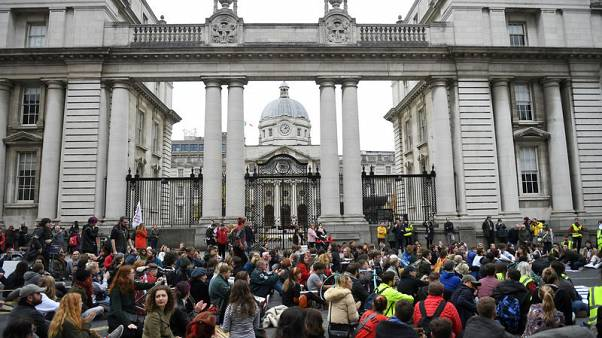 Ireland rejects Dublin city proposal to house homeless on cruise ship