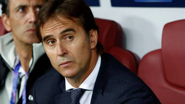 Lopetegui under fire as Real's wretched form drags on