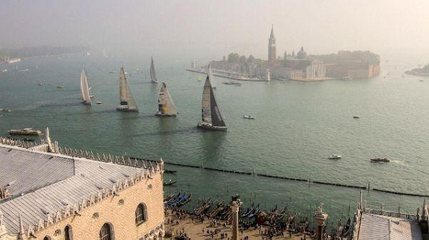 Vela: Venice challenge per maxiyacht