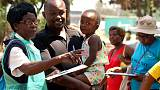 Zimbabwe vaccinates 1.4 million to combat worst cholera outbreak in a decade