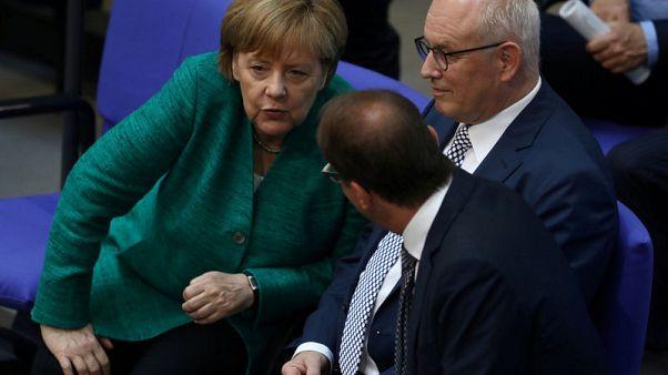 Merkel's Bavarian allies bleed support before state vote - poll