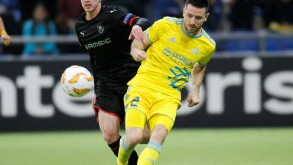 Ligue Europa - Rennes, impuissant, s'enlise au Kazakhstan