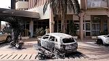 French army carries out air strikes in Burkina after Islamist attack