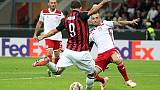 Europa League: Milan-Olympiacos 3-1