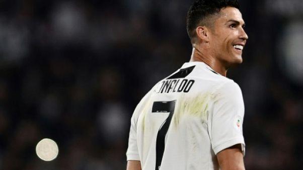 """La Juventus affirme que les allégations de viol """"ne changent pas son opinion"""" sur Ronaldo"""