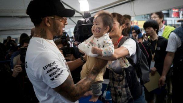 GP du Japon: Mercedes en quête de victoire, avec ou sans polémique