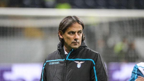 Lazio: Inzaghi, gara rovinata da arbitro
