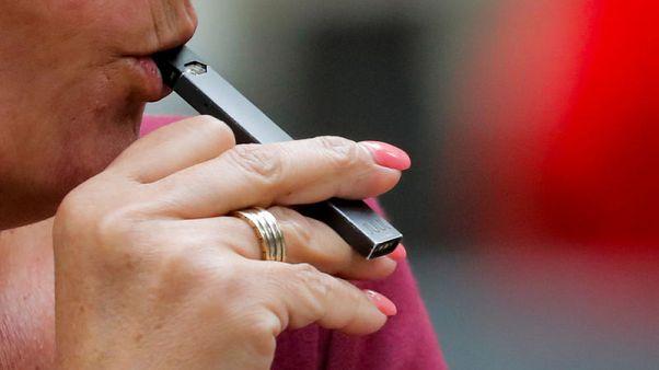 """E-cigarette maker Juul files complaints against """"copycat products"""""""