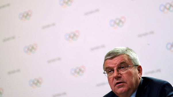 Olympics - Ball now in Russia's court after RUSADA reinstatement-IOC