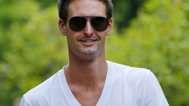 Snap CEO Spiegel sets profitability goal for 2019 - Cheddar
